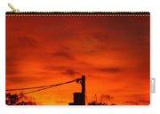 Burning Sky Carry-all Pouch