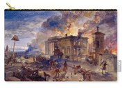 Burning Temple Of The Winds, 1856 Carry-all Pouch
