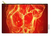 Burning Up  Carry-all Pouch by Mark Ashkenazi