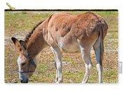 Burro Equus Asinus Carry-all Pouch