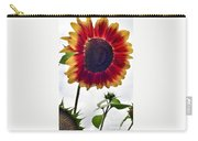 Burst Of Sunflower Carry-all Pouch