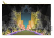 Burst Out Buildings Carry-all Pouch