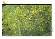 Bursting Dill Plant Carry-all Pouch
