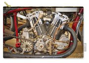Burt Munro Special Indian Scout Engine Carry-all Pouch