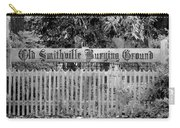 Burying Ground Carry-all Pouch
