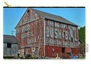 Bush And Bull Roadside Barn Carry-all Pouch