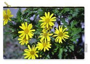Bush Daisy  Carry-all Pouch