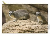 Bush Hyrax  Carry-all Pouch