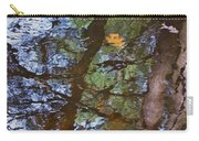Second  Reflection In Bushkill Falls  Carry-all Pouch