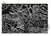 Bushveld Indaba Carry-all Pouch by Caroline Street