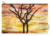 Bushveld Silhouette Carry-all Pouch