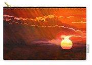 Bushveld Sunset Carry-all Pouch