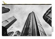 Business Architecture Skyscrapers In London Uk Carry-all Pouch