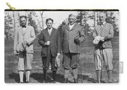 Business Leaders Play Golf Carry-all Pouch