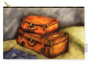 Business Man - Packed Suitcases Carry-all Pouch