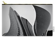Business Skyscrapers Abstract Conceptual Architecture Carry-all Pouch by Michal Bednarek