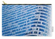 Business Skyscrapers Modern Architecture Carry-all Pouch by Michal Bednarek