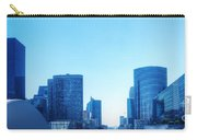Business Skyscrapers  Paris France Carry-all Pouch by Michal Bednarek