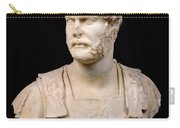 Bust Of Emperor Hadrian Carry-all Pouch by Anonymous