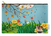 Buster And The Tree Carry-all Pouch