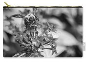 Busy Bee - Bw Carry-all Pouch
