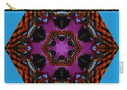 Busy  Bee Kaleidoscope Carry-all Pouch