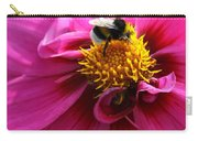 Busy Bumble Bee  Carry-all Pouch