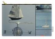 Busy Halifax Harbor Carry-all Pouch