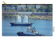 Busy Harbor Carry-all Pouch