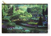 Butchard Gardens Vancouver Island Carry-all Pouch