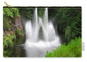 Butchart Gardens Waterfalls Carry-all Pouch
