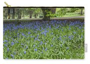 Bute Park Bluebells Carry-all Pouch