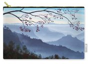 Butte Creek Canyon Mural Carry-all Pouch