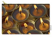 Butter Lamps Carry-all Pouch