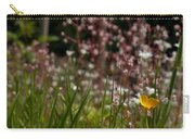 Buttercup And Wildflowers Carry-all Pouch