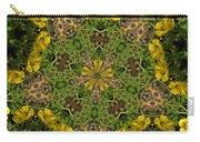 Buttercup Kaleidoscope Carry-all Pouch