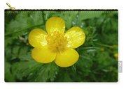 Buttercup Portrait Carry-all Pouch