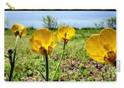 Buttercups Carry-all Pouch