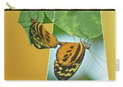 Butterflies Mating Out Of Bounds Carry-all Pouch