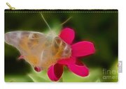 Butterfly-5288-fractal Carry-all Pouch