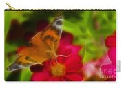 Butterfly-5430-fractal Carry-all Pouch