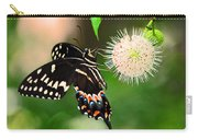 Butterfllies And The Crystal Balls Carry-all Pouch