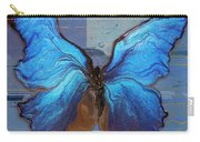 Butterfly Art - Dream It Do It - 99at3a Carry-all Pouch
