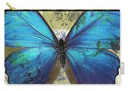 Butterfly Art - S01bfr02 Carry-all Pouch
