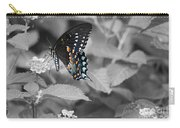 Butterfly Art Wings Together Carry-all Pouch