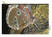 Butterfly At Night Carry-all Pouch