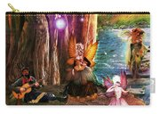 Butterfly Ball Party Carry-all Pouch