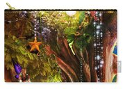 Butterfly Ball Tree Carry-all Pouch by Aimee Stewart