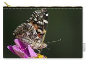 Butterfly Blossom Carry-all Pouch by Christina Rollo
