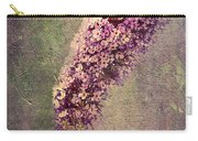 Butterfly Bush Carry-all Pouch